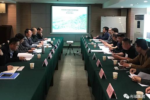 《华宁县乡村振兴战略规划》专家评审会