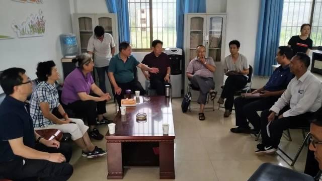 董事长赵光辉先生代表民建云南省委开展调研